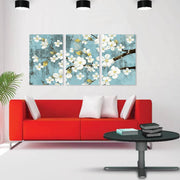 DIY Painting by Numbers Sets 3Pcs Flower 40 x 50cm - idiypaint