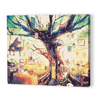Music-40*50cm DIY Paint by Numbers Kits - idiypaint