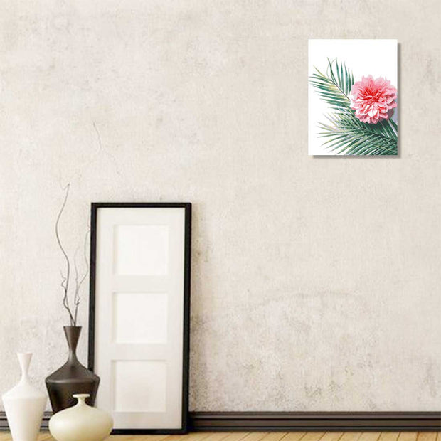 Bloom-40*50cm DIY Paint by Numbers Kits with Frame for Wall Decoration - idiypaint