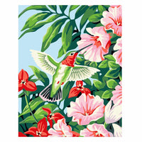 Magpie-40*50cm DIY Paint by Numbers Kits - idiypaint