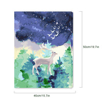 DIY Paint by Numbers Kits 40*50cm- Elk - idiypaint