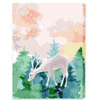 DIY Paint by Numbers Kits 40*50cm - Elk - idiypaint