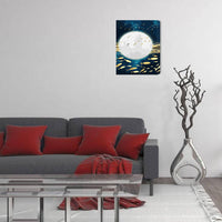 DIY Paint by Numbers Kits 40*50cm - Starry Sky - idiypaint