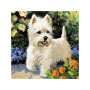 Puppy- DIY 5D Diamond Painting - idiypaint