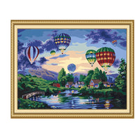Let Dreams Fly-40*50cm DIY Paint by Numbers Kits - idiypaint