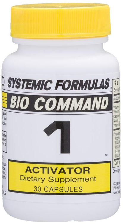 Systemic Formulas Bio Command 1 Activator