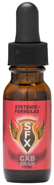 Systemic Formulas SFX CXB Brain