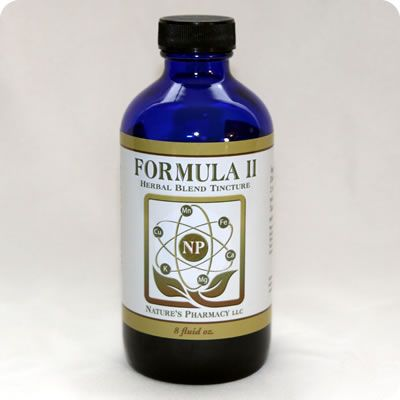 Nature's Pharmacy Formula 2