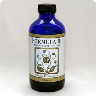 Nature's Pharmacy Formula 3