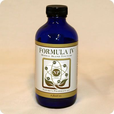 Nature's Pharmacy Formula 4