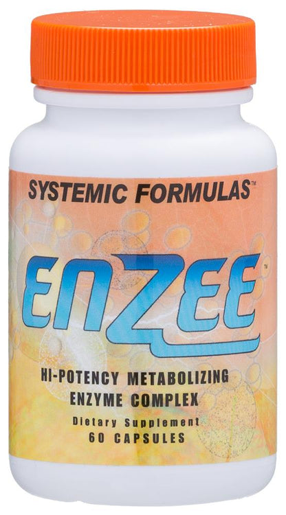 Systemic Formulas Enzee Hi-Potency Enzyme