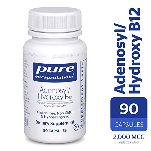 Pure Encapsulations Adenosyl/Hydroxy B12