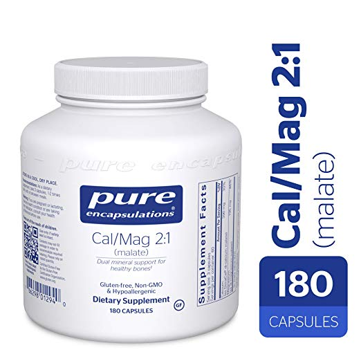 Pure Encapsulations Cal/Mag (malate) 2:1