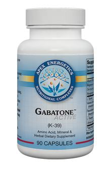 Apex Energetics Gabatone Active