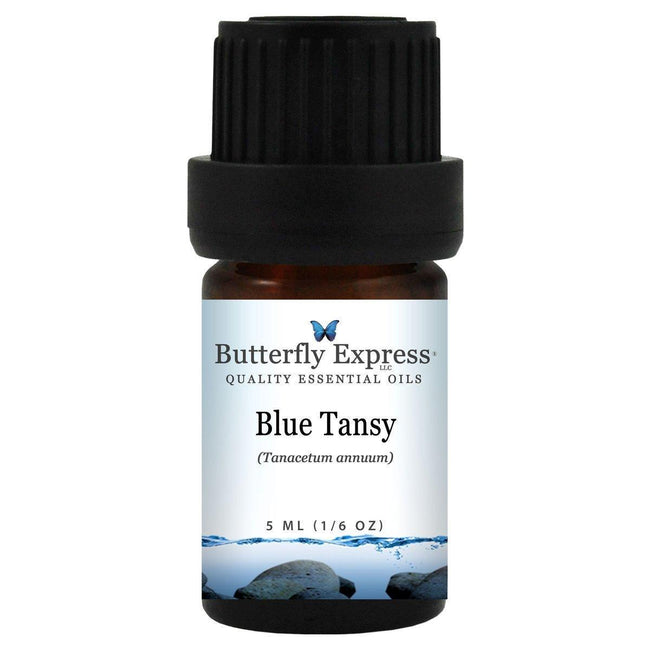 Butterfly Express Blue Tansy Oil