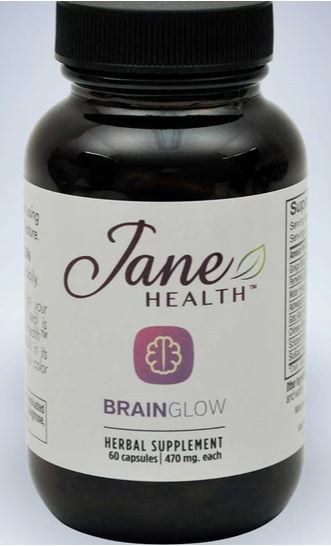 Barlow Herbal Jane Health Brain Glow