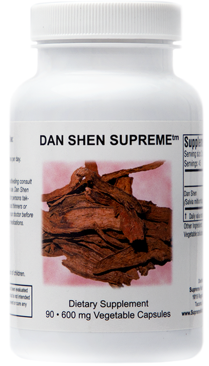 Supreme Nutrition Products Dan Shen