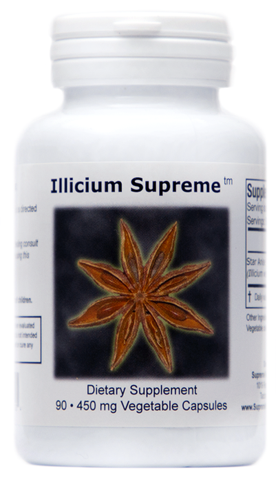 Supreme Nutrition Products Illicium