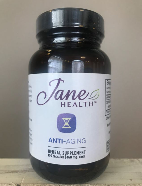 Barlow Herbal Jane Health Anti-Aging Spirulina
