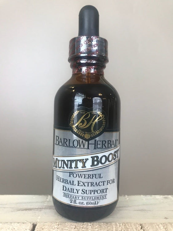 Barlow Herbal Munity Boost