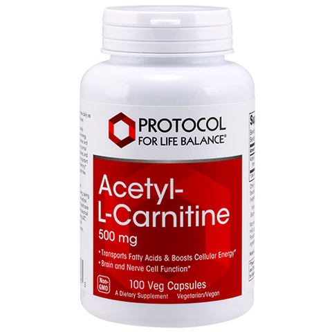 Protocol for Life Balance Acetyl-L-Carnitine