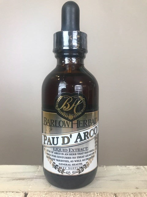 Barlow Herbal Pau d' Arco