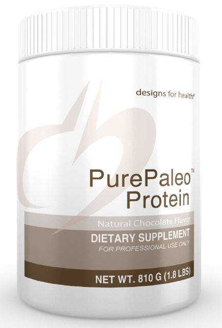 Designs For Health PurePaleo Protein Chocolate