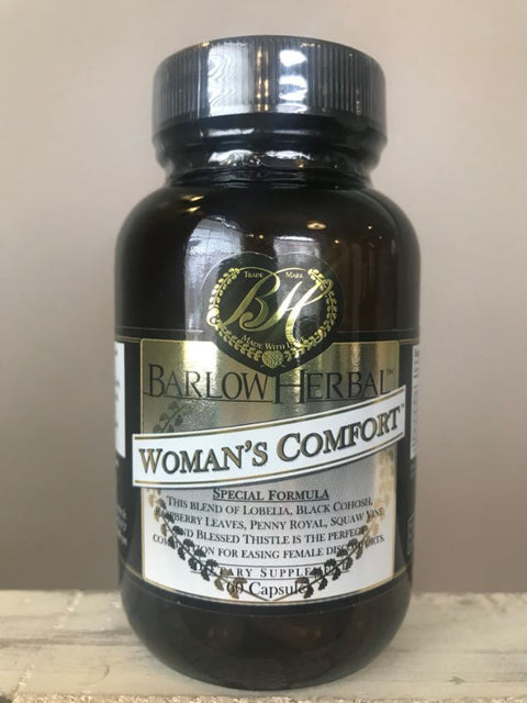 Barlow Herbal Woman's Comfort