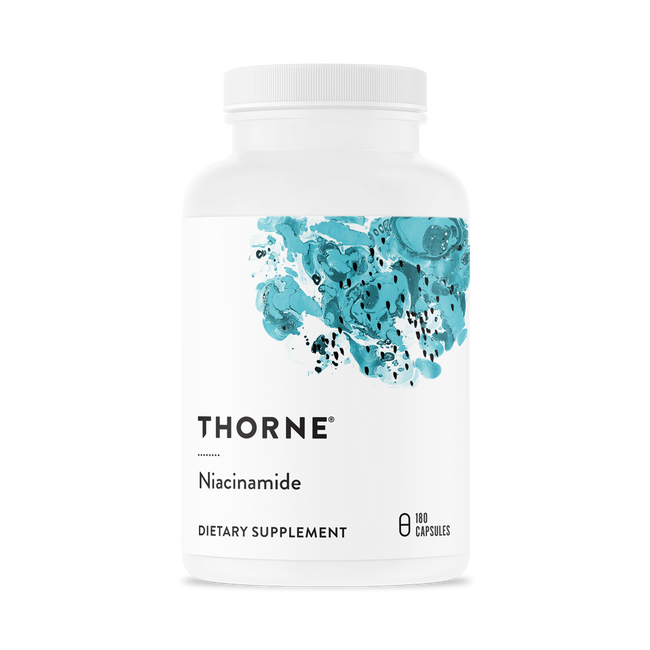 Thorne Research Niacinamide