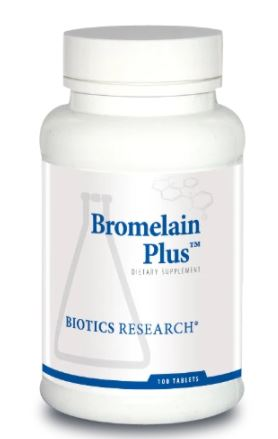 Biotics Research Bromelain Plus 100T