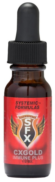 Systemic Formulas SFX CXGOLD Immune Plus