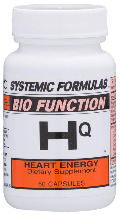 Systemic Formulas Bio Function HQ Heart Energy