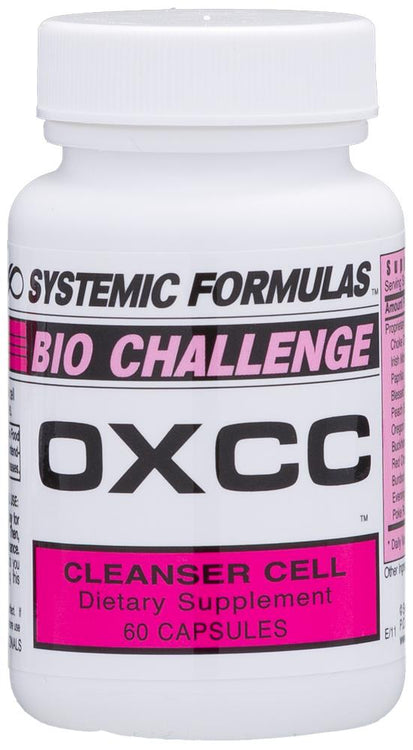 Systemic Formulas Bio Challenge OXCC Cleanser Cell