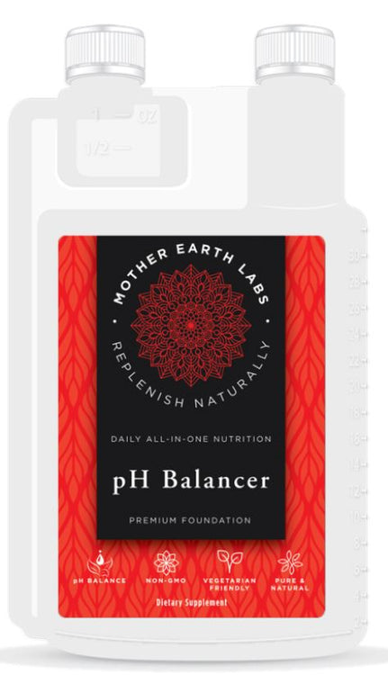 Mother Earth Labs pH Balancer Quart