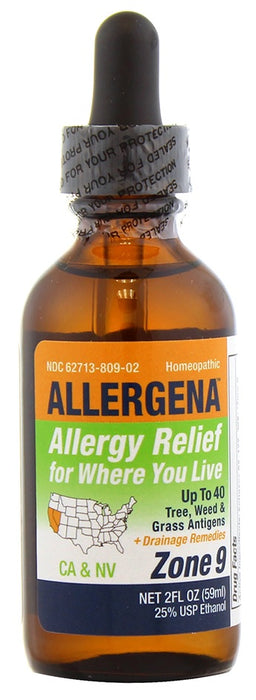 Progena Allergena Allergy Relief Zone 9