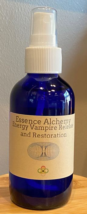 Essence Alchemy Energy Vampire Release & Restoration Spray
