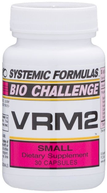 Systemic Formulas Bio Challenge VRM2 Small