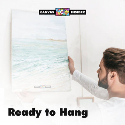 Colorful Monkey Canvas Wall Art - Canvas Insider™️