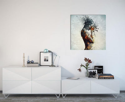 Deliberation Canvas Wall Art - Canvas Insider™️