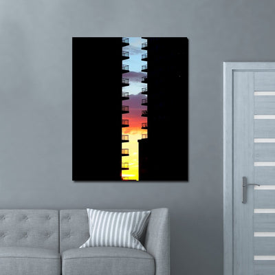 Levels of Sunset Limited Edition Canvas Art - Canvas Insider™️