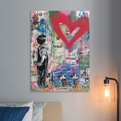 Love is the Answer - Canvas Insider