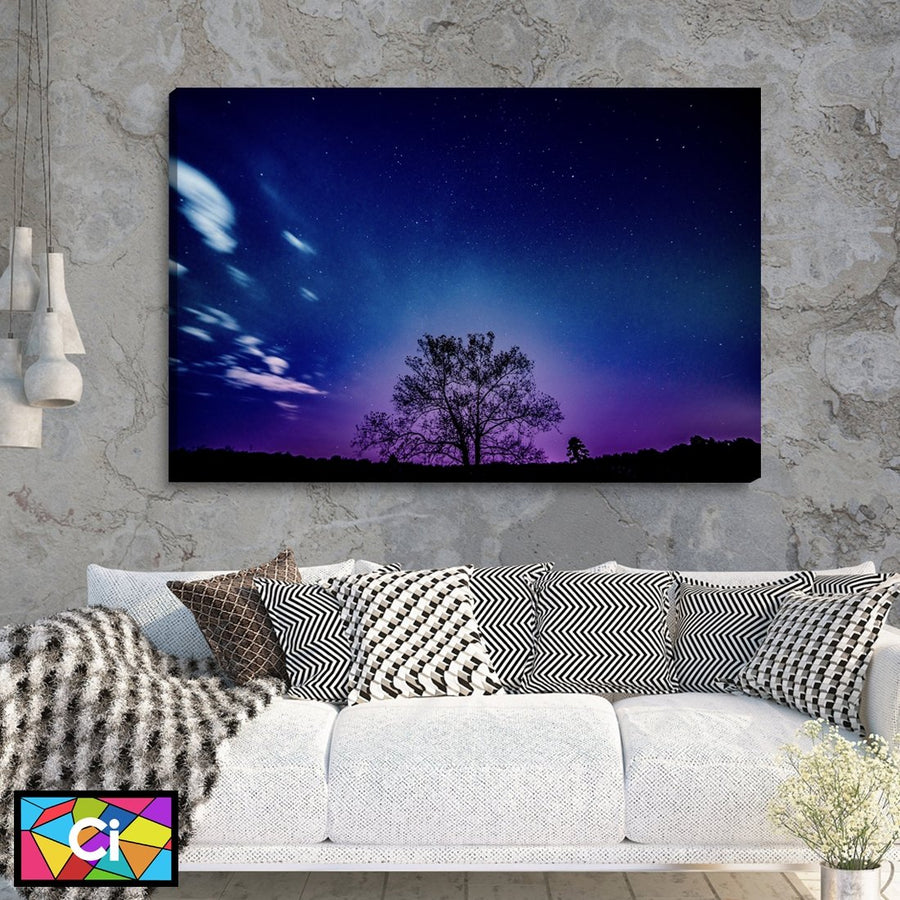 Magical Tree of Life Abstract Canvas Wall Art - Canvas Insider™️