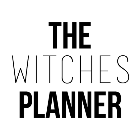 The Witches Planner