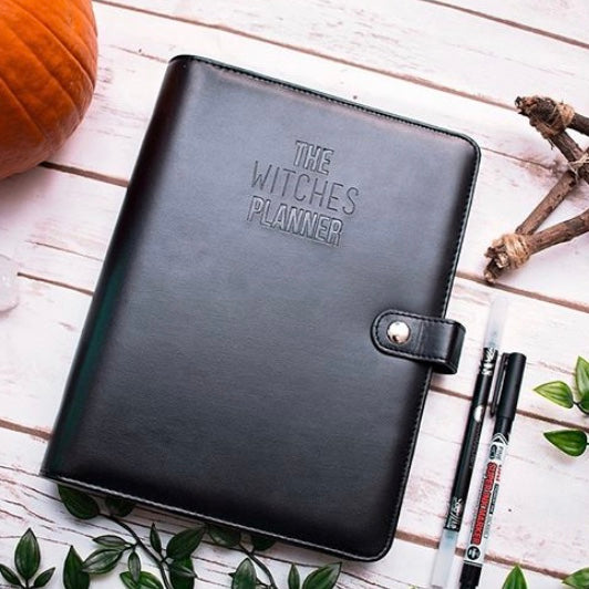 The Witches Planner 2020 | The Best 2020 Pagan and Witchy Planners | WitchcraftedLife.com