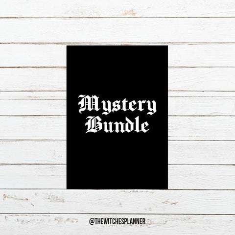 Mystery Bundle Preorder