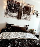 Tarot Card Wall Tapestry - Small