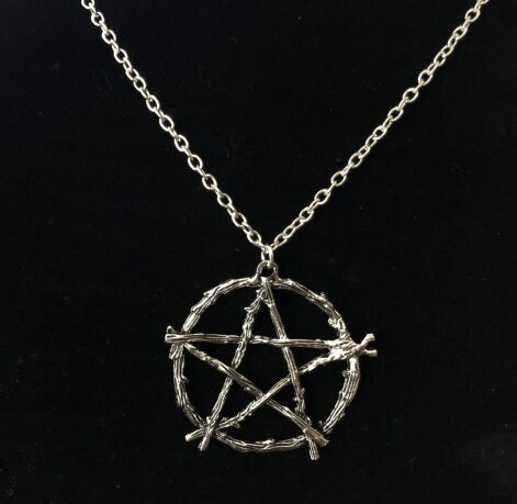 Pentagram Necklace