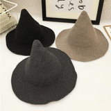 Woollen Witches Hat