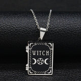 Selection of Witchy Necklaces