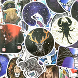 Constellation Stickers